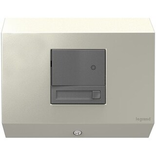 Legrand APCB1TM4 adorne Under Cabinet Control Box with Paddle Dimmer (2 options available)