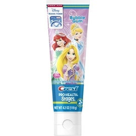 Oral-B Stages Toothpaste Bubble Gum 4.20 oz