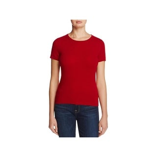 Private Label Womens Pullover Sweater Cashmere Short Sleeve