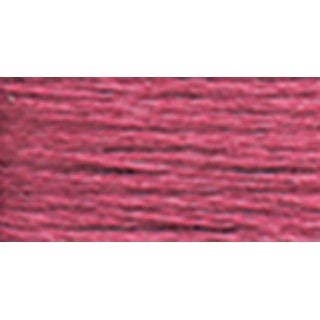 DMC Pearl Cotton Ball Size 8 87yd-Mauve