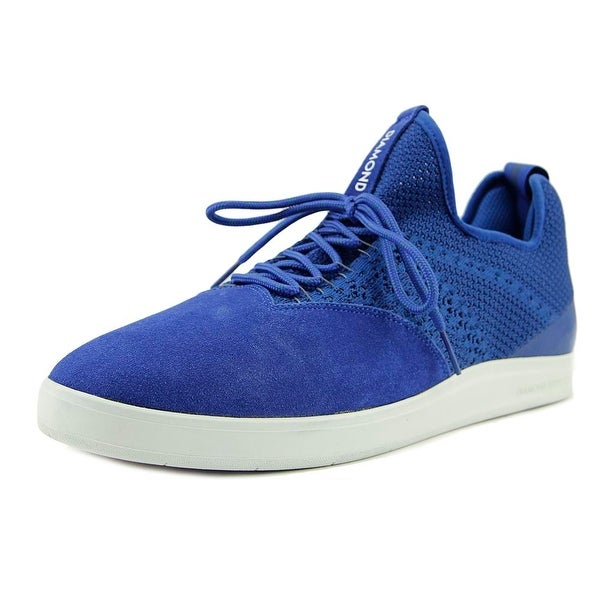 Diamond Supply Co All Day Men Round Toe Synthetic Blue Sneakers