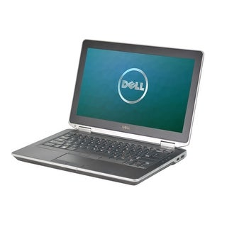Dell Latitude E6330 Intel Core i7-3520M 2.9GHz 3rd Gen CPU 16GB RAM 256GB SSD Windows 10 Pro 13.3-inch Laptop (Refurbished)