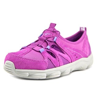 Easy Spirit RealFlex Women N/S Round Toe Leather  Walking Shoe