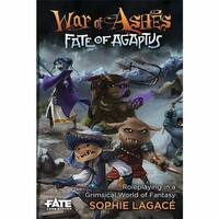 Indie Boards and Cards EHP0014 War of Ashes - Fate of Agaptus