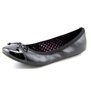 Sperry Top Sider Elise Round Toe Leather Ballet Flats
