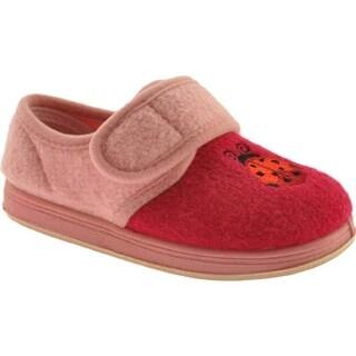 Foamtreads Girls' Comfie Fuchsia/Pink