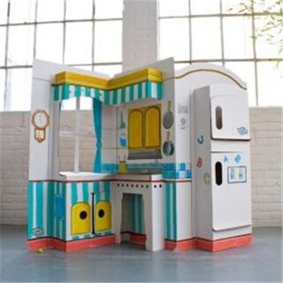 Build a Dream Playhouses 144205 Pop N Play Kitchen