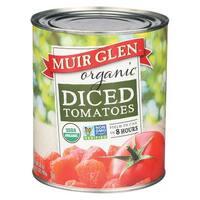 Muir Glen Muir Glen Diced Tomato - Tomato - Case of 12 - 28 oz.