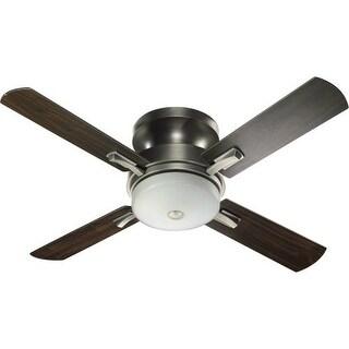 """Quorum International 65524 52"""" Wide 4 Blade Ceiling Fan"""