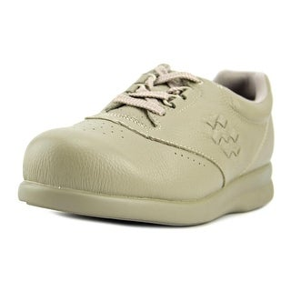 P.W. Minor Leisure Women W Leather Gray Fashion Sneakers