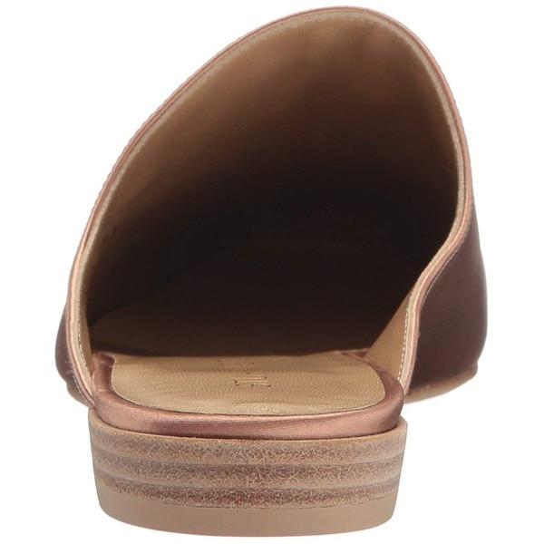 Stuart Weitzman Womens Mulearky Leather Square Toe Mules Size 7.0 Stuart Weitzman Mulearky White
