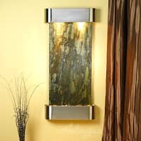 Cascade Springs Fountain - Stainless Steel - Rounded Edges - Choose Options