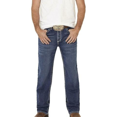 Cinch Work Jeans Mens Flame Resistant Slim Fit Straight