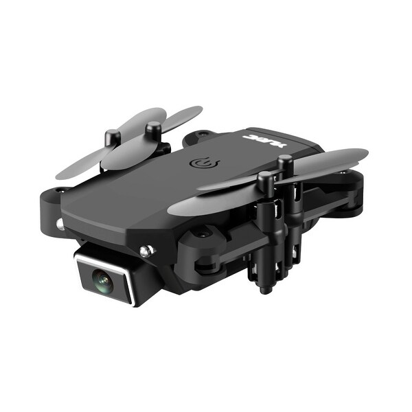 Mini Foldable 4k HD Wide Dual Camera Quadcopter WiFi drone RC Remote Control Drone. Opens flyout.