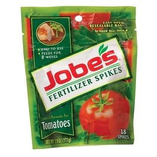 Jobes 06005 Tomato Fertilizer Spikes, 6-18-6