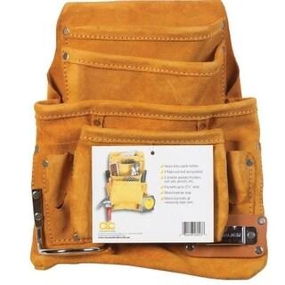 CLC I923X Carpenterâs Nail & Tool Bag, 10 Pockets