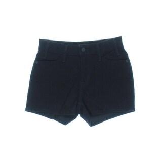 Levi's Womens Juniors Denim Shorts Denim High-Waist