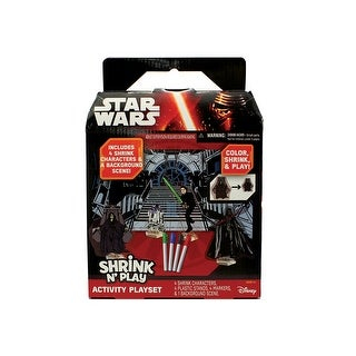 Star Wars Shrinky Dinks Kit