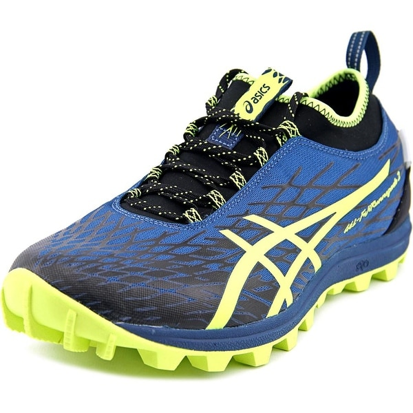 Asics Gel-Fuji Runnegade 2 Plasma Guard Men Synthetic Blue Trail Running