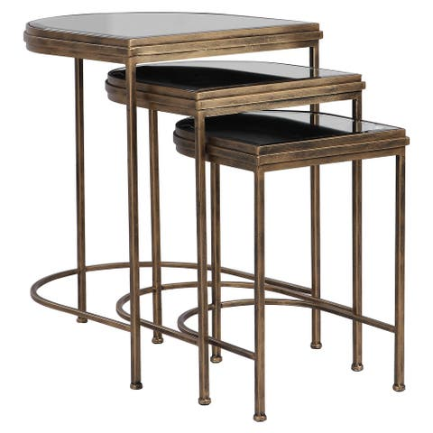 Uttermost India Nesting Tables (Set of 3)