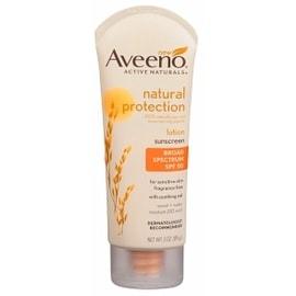 AVEENO Active Naturals Natural Protection SPF 50 Lotion 3 oz