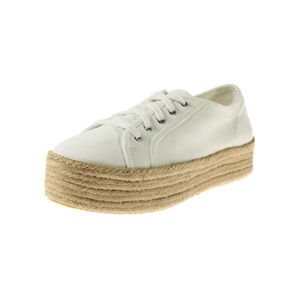 daa020707ead Shop Steve Madden Womens Hampton Fashion Sneakers Espadrille ...