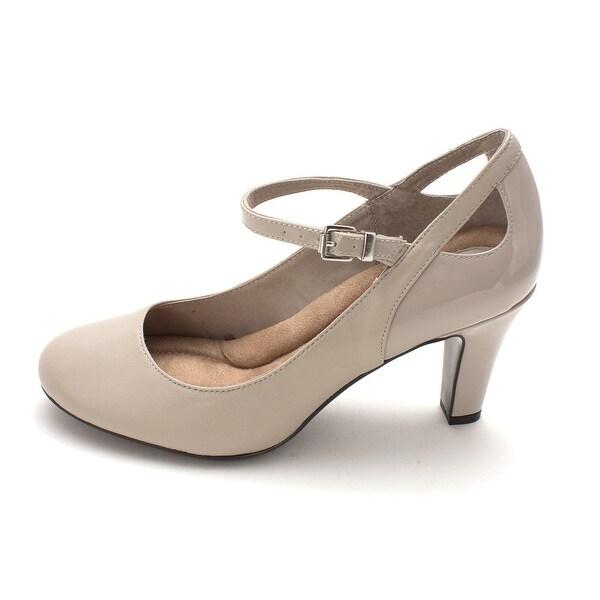 Giani Bernini Womens vinaa Closed Toe Ankle Strap Mary Jane Pumps