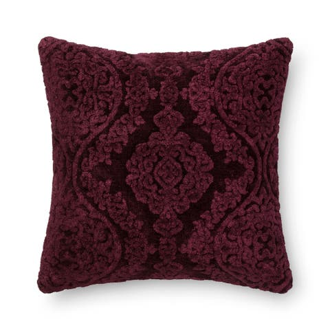 Alexander Home Diamond Mouth Throw Pillow