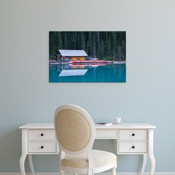 Easy Art Prints Larry Ditto's 'Banff National Park I' Premium Canvas Art