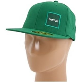 Burton Out Of Bounds Hat Kelly, 7 1/4-7 5/8 - Green - 7 1/4-7 5/8