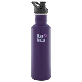 Klean Kanteen Classic 27Oz With Sport Cap Berry Syrup