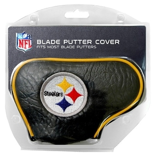 Pittsburgh Steelers NFL Putter Golf Club Blade Cover