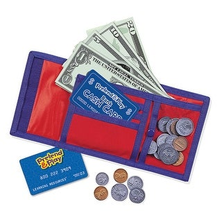 Pretend & Play Cash N Carry Wallet