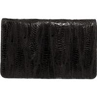 Latico Women's Ginger Wallet 5302 Black Leather - us women's one size (size none)