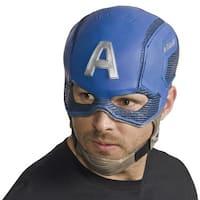 Captain America Adult Full Mask Adult Costume Accessory