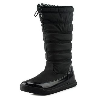 Sporto Carol Women Black Snow Boots