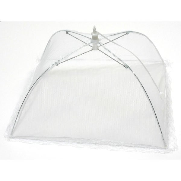 "White Food Tent - 12"" x 12"" - 24 Units"