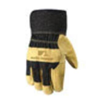 Wells Lamont 3300M Leather Palm Gloves, Medium