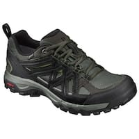 Salomon Evasion 2 GTX Shoes, Men's - castor grey/black/chive