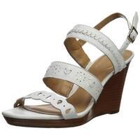 Jack Rogers Womens Arden Open Toe Casual Platform Sandals