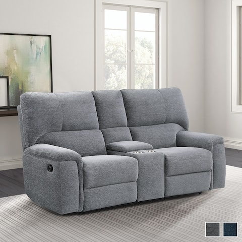 LinvilleDouble Reclining Loveseat with Center Console