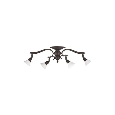 "Canarm IT217A0410 Addison 26.5"" Wide Accent Spot Light - Oil Rubbed bronze - N/A"