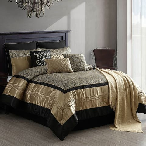 Kings Park 10 pc Comforter Set