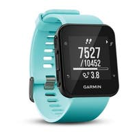 Garmin Forerunner 35 Frost Blue GPS Running Watch with Wrist-based Heart Rate