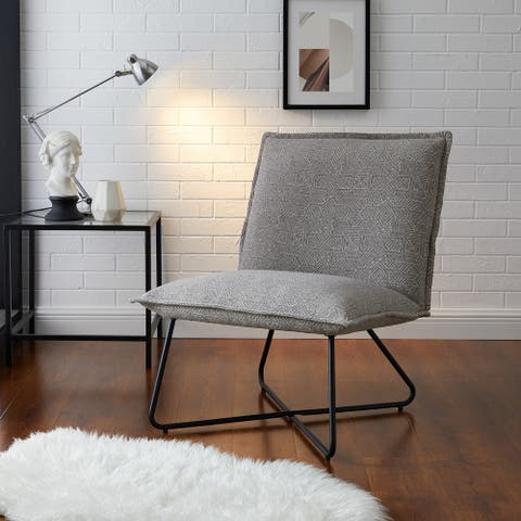 Oron Pillow Accent Chair