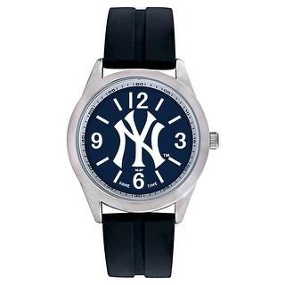 New York Yankees NY Logo Varsity Watch