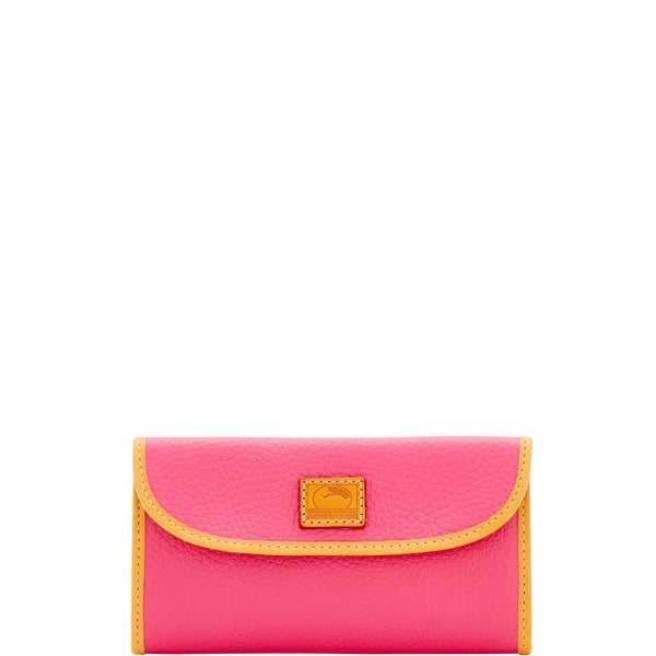 Dooney & Bourke Patterson Leather Continental Clutch (Introduced by Dooney & Bourke at $128 in Dec 2016)
