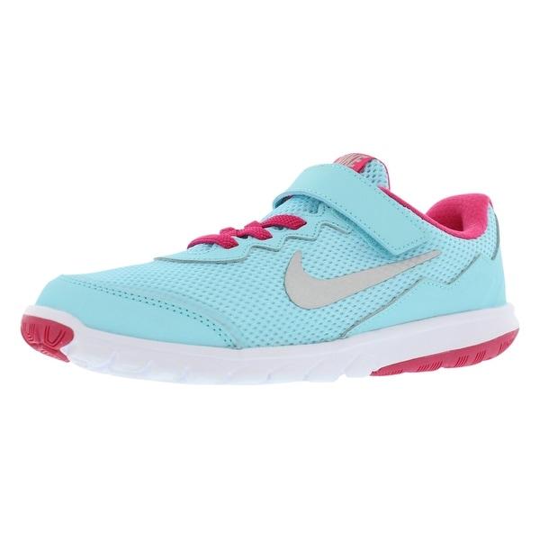 bac74caa0817f Shop Nike Flex Experience 4 Girl s Preschool Shoes - 2 Little Kid M ...