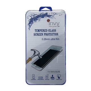 Cell Armor Glass Screen Protector for Samsung Galaxy S6 (Clear)