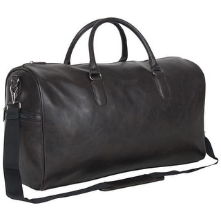 Link to Kenneth Cole Reaction Distressed Echo 20-inch Duffel Bag Vegan Leather Single Compartment Carry-On Similar Items in Backpacks